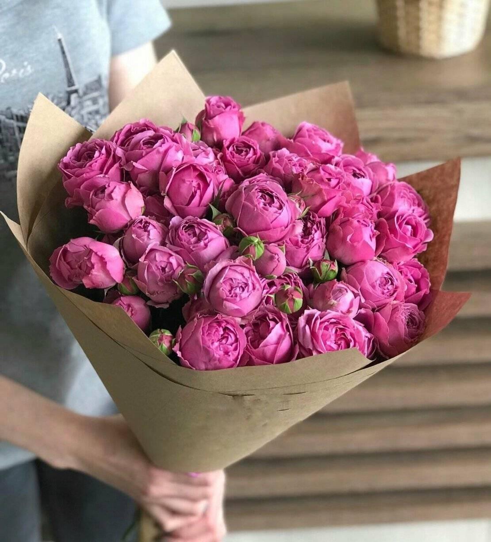Роза мисти баблс