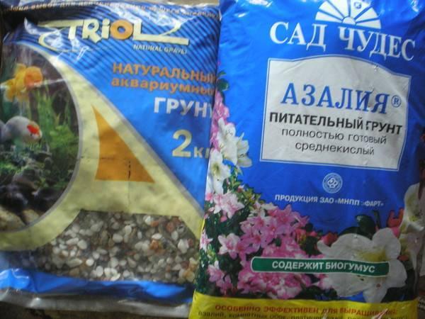 Подходящий грунт для адениума — подготовка