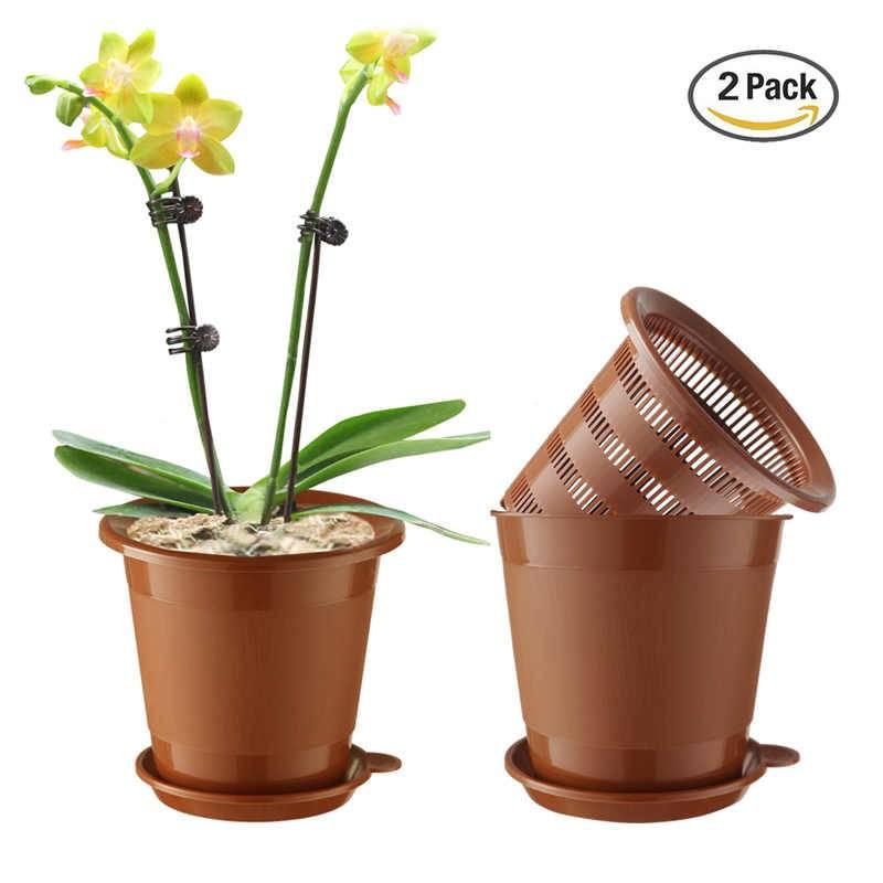Какой горшок выбрать для комнатного растения?
