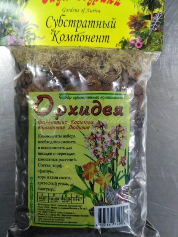 Что такое субстрат и какой лучше всего подойдет для орхидей?