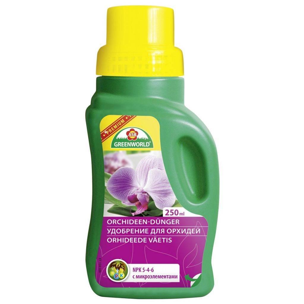 Бона форте для орхидей: способы и инструкция по применению