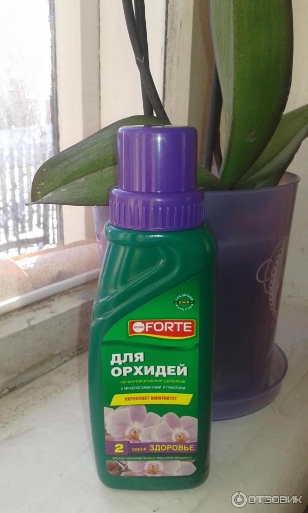 Как применять бона форте — эффективное удобрение для орхидей