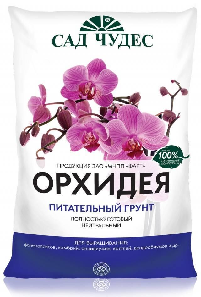 Лучший субстрат для орхидеи